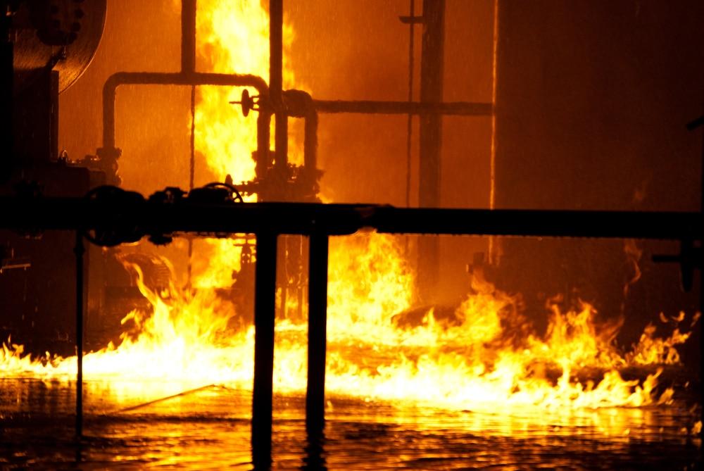 automatic fire suppression