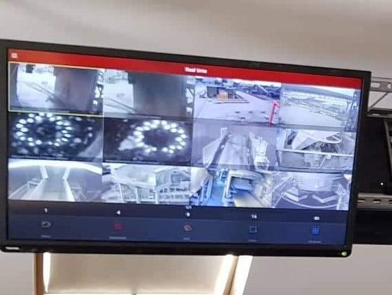 PCP Group Process CCTV