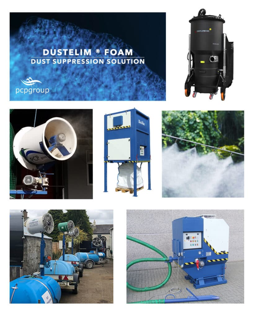 Hire dust & odour solutions